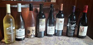 Wild Game Wine Pairing ©MELLIES