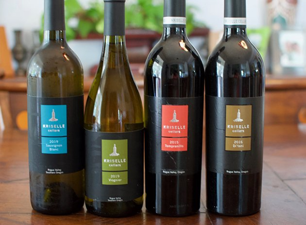 Kriselle Cellars Wine
