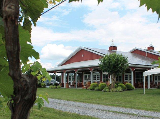 Craft Wine Association Layton's Chance Winery