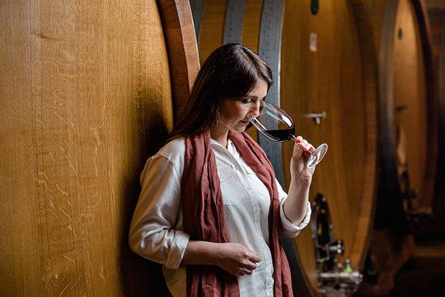 Sofia Araya -Winemaker - Ritual Wines