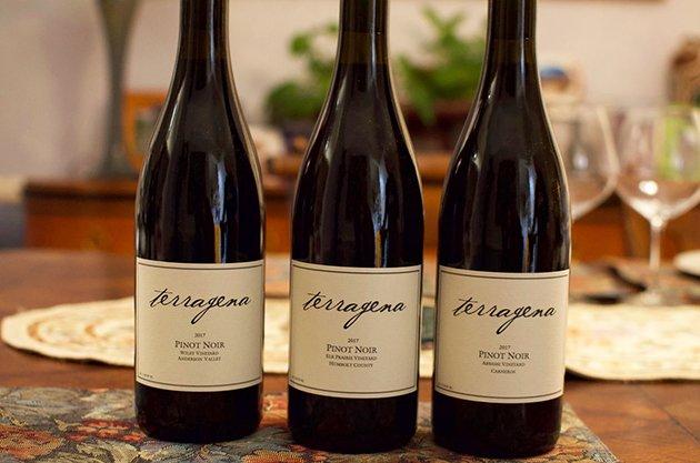 Terragena Pinot Noir