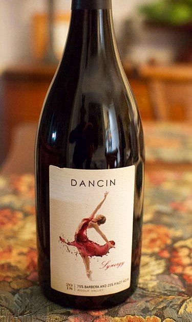 Dancin Vineyards Synergy
