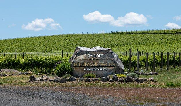 Washington Wine Month - L'Ecole Ferguson Rock
