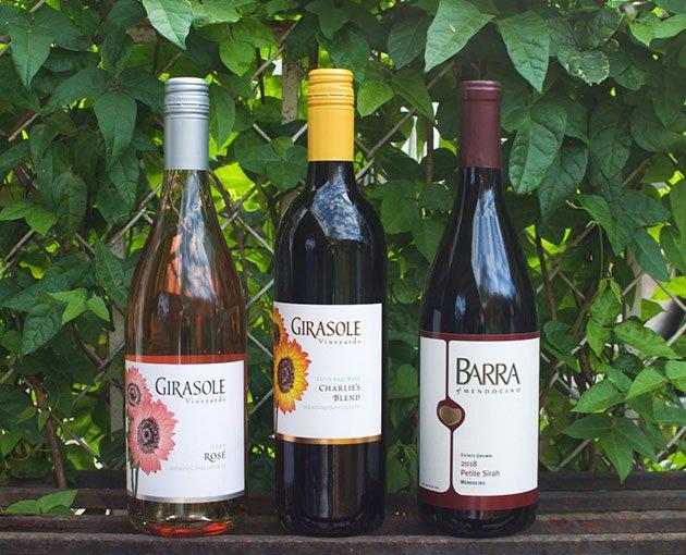 Barra of Mendocino and Girasole Wines