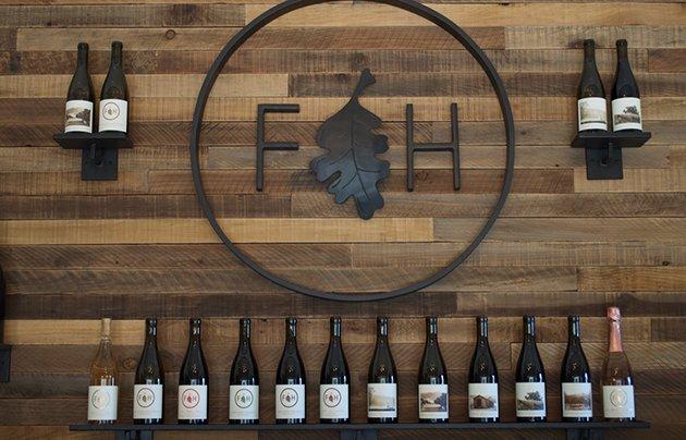 Folded Hills Winery Tasting Room