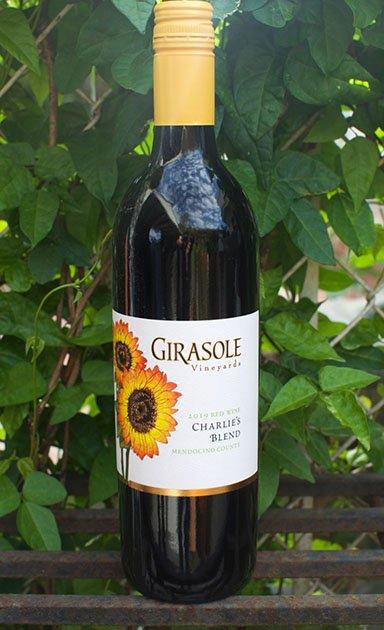 Girasole Vineyards Charlie's Blend