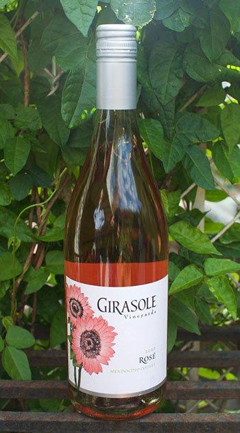 Girasole Vineyards Rosé