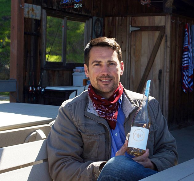 Folded Hills Winemaker Michael Brughelli