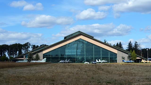 Evergreen Aviation and Space Museum (C) Cori Solomon
