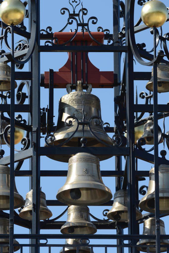 Château Angelus Bells ©JB Nadeau