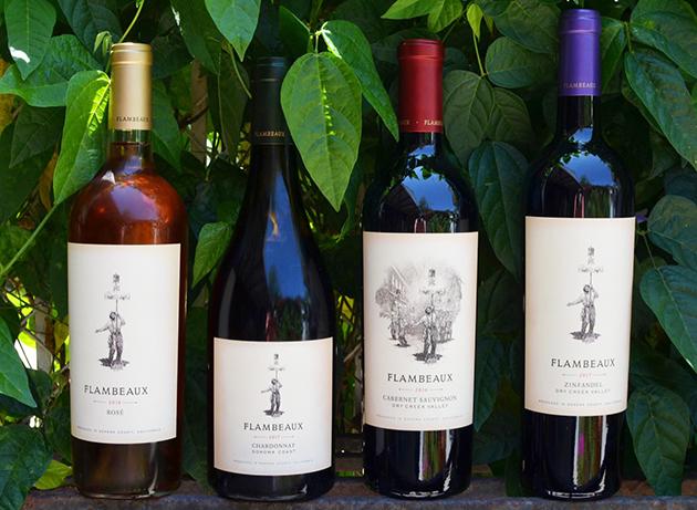 Flambeaux Wine