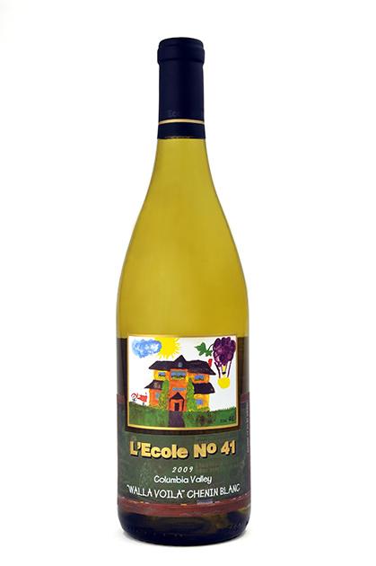 L'Ecole Walla Viola Chenin Blanc Wine (C)L'Ecole No 41