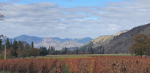 Rogue Valley AVA - Oregon Wine Month
