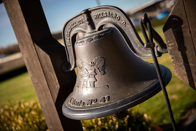 L'Ecole Schoolhouse-Bell