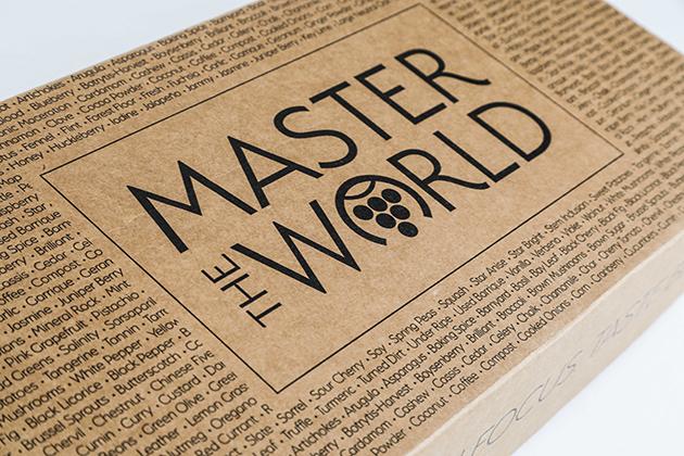 Master the World Wine (C) Master The World