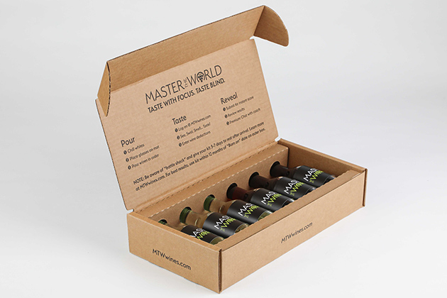 Master the World package (C) Master The World