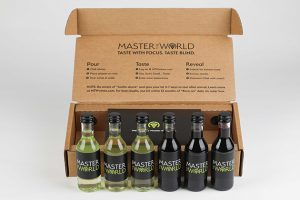 Master the World packaging (C) Master The World