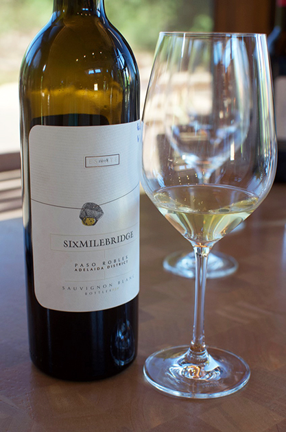 Sixmilebridge Sauvignon Blanc