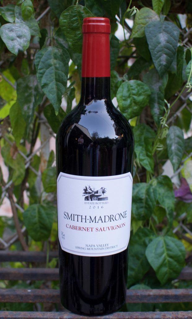 Smith-Madrone Cabernet Sauvignon