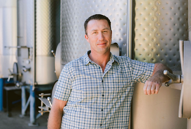 Summit Lake Vineyards Brian Brakesman Winemaker