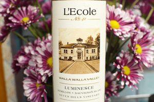 Summer White Wine - L'Ecole No 41 Luminesce