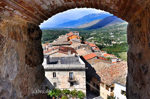 Abruzzo - Pettorano sul Gizio @Chris Cutler