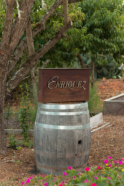 Enriquez Estate Winery
