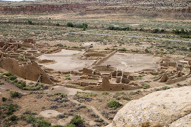 Chaco Canyon © Heritage Hotels & Resorts