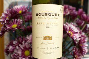Labor Day 2021 Red Wine Domaine Bousquet Gran Malbec