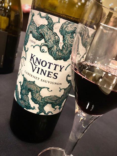 Knotty Vines Cabernet Sauvignon