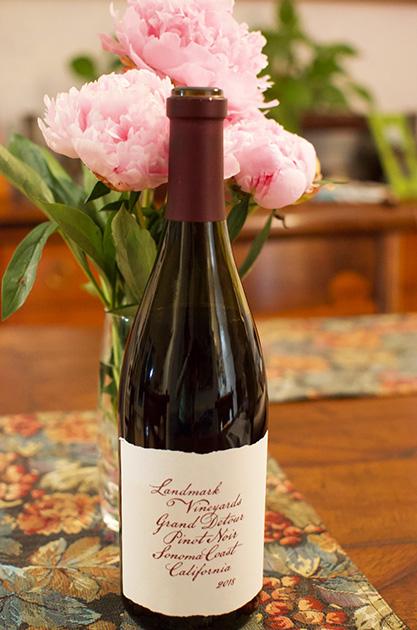 Landmark Vineyards Grand Detour Pinot Noir