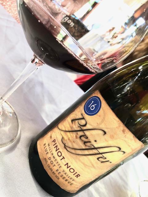 Pfeiffer Pinot Noir Blue Dot Reserve