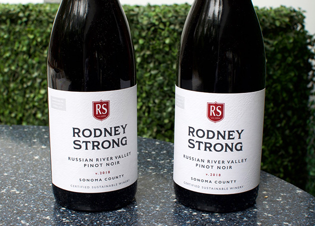 Rodney Strong Wines Pinot Noir