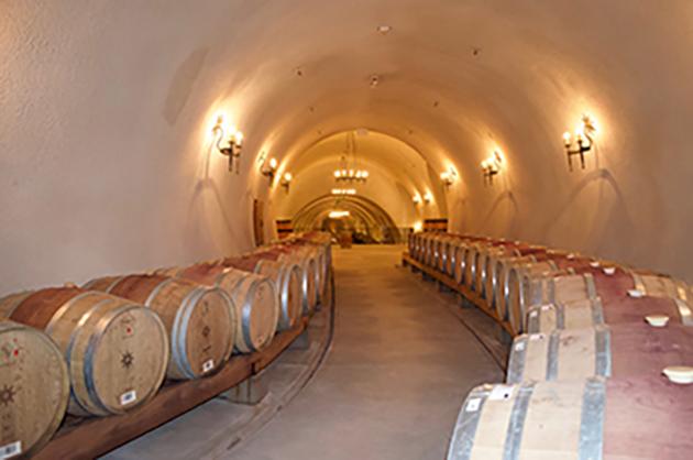 Dierberg Star Lane Winery Cave