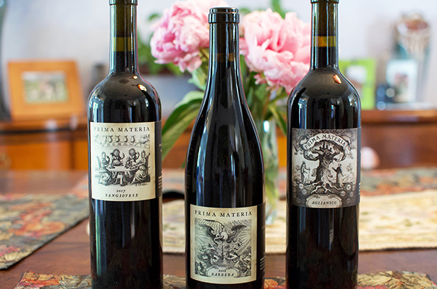 Prima Materia Lake County Wines